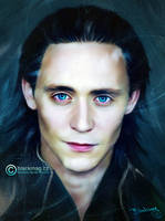 Loki Odinson by perlaque