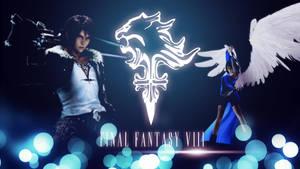 Final Fantasy VIII Wallpaper by Mufurcka