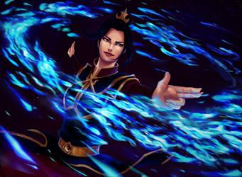 Azula by elaina-f