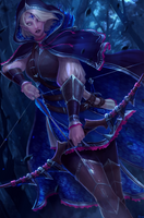 Deadly Precision by elaina-f