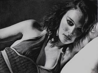 Natalie Portman by Bastiensburg