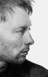 Thom Yorke by Bastiensburg