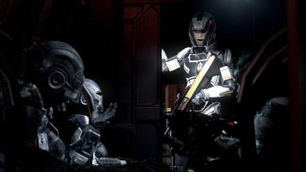 Hear the Commander! by Gastx39