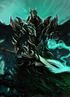 Dread Knight by pamansazz