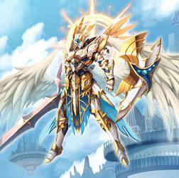 Powers Angel by pamansazz