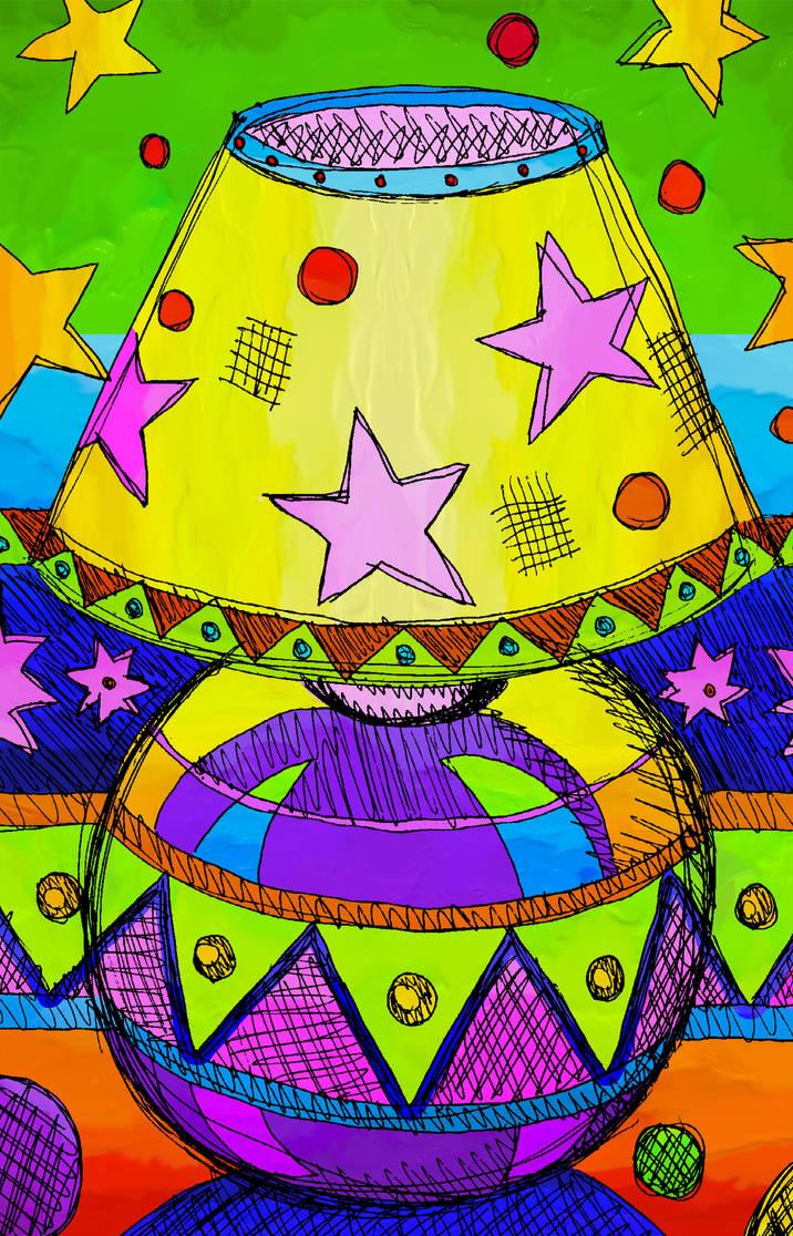 -Lamparita- Color by Inkolored