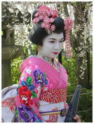 Geisha by Tifa83