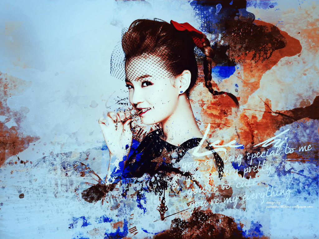 Lee Hi Wallpaper By Tiffany07sone On Deviantart