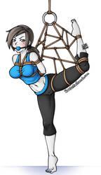 Wii Fit Trainer v1 by SeductiveBunneh