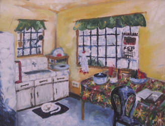 Kitchen by Izmack