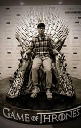 The Iron Throne by Izmack