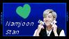 BTS Kim Namjoon [Custom Stamp] [F2U] by Squib-Chi