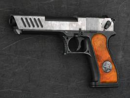 Gun Concept by peterku