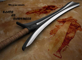 Barbar sword by peterku
