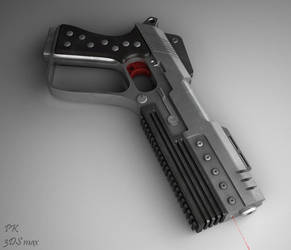 pistol by peterku