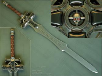 Sword concept by peterku