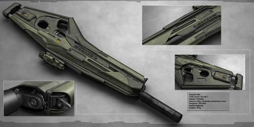 D.E.V.I. - Army version by peterku