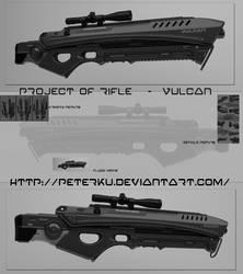 Vulcan rifle -main by peterku