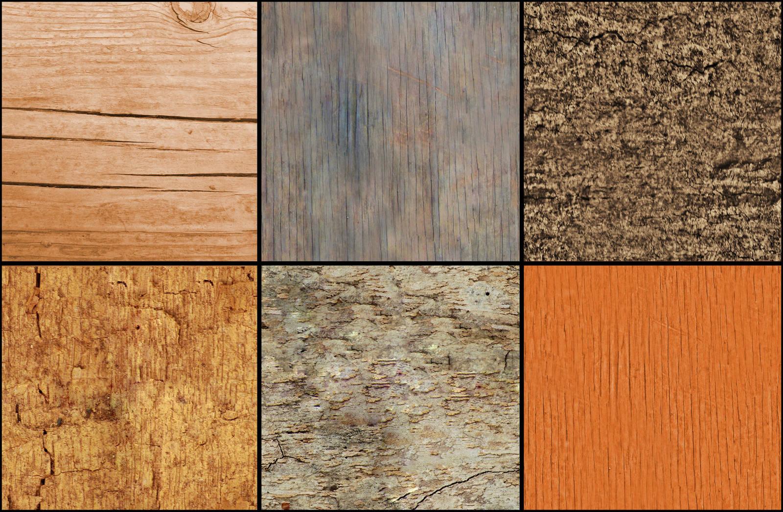 Wood Texture Pack by RegusMartin