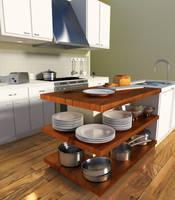 Kitchen by RegusMartin