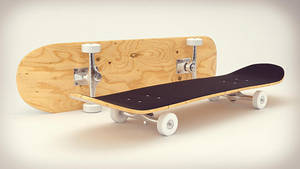 Skateboard by RegusMartin