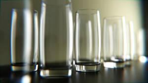 Glass by RegusMartin