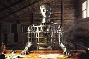 The Automaton by RegusMartin