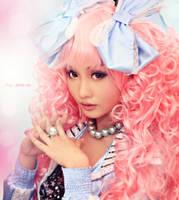 Alodia as Miwako by Mr-Vin