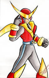 Quickman exe. by DarkxZero23