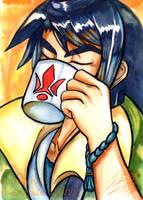 Mika Coffee by DarkxZero23