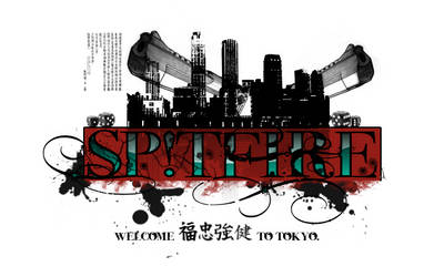 Welcome to Tokyo - II. by spitfire-exe