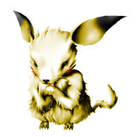 Realistic Pikachu by Perfect1Up