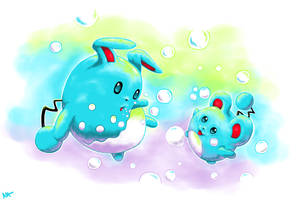 Bubble Party! by Perfect1Up