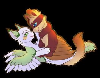 Hey Mintz by Snail-Duck