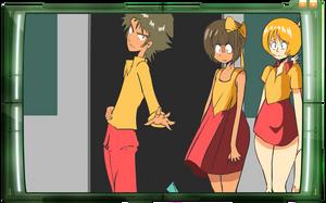 Girl AP - Animation by locofuria