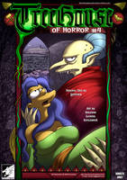 Treehouse of Horror #4 by locofuria