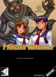 Princess Werewolf #2 by locofuria