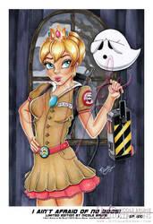 I aint afraid of no Boos by NicoleBrune