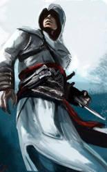 Altair AC by WisesnailArt