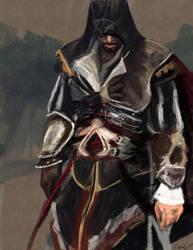 Ezio 0.2 by WisesnailArt