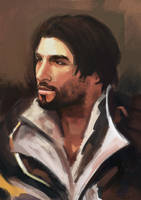 Ezio Brohood by WisesnailArt