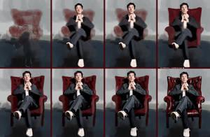 Sitting Benedict - walk-through by WisesnailArt