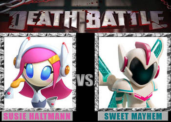 Death Battle Fight Idea 87 by Death-Driver-5000