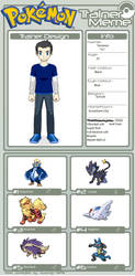 Meet Terrance! by DB898