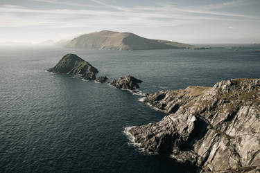 The tip of Dingle by x-horizon
