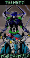 Omicron Chronicles Story Cover by joshin-yasha