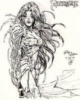 Witchblade by joshin-yasha