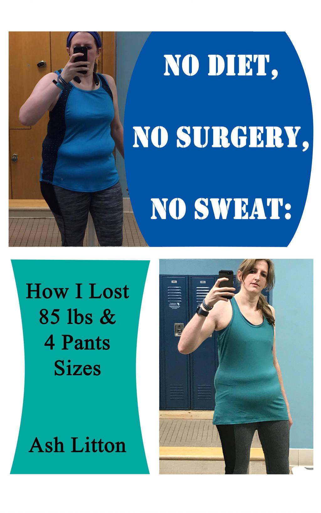 No Diet No Surgery No Sweat cover by joshin-yasha