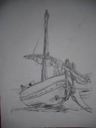 Sailboat by yaisky