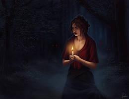 Dark forest by fdasuarez